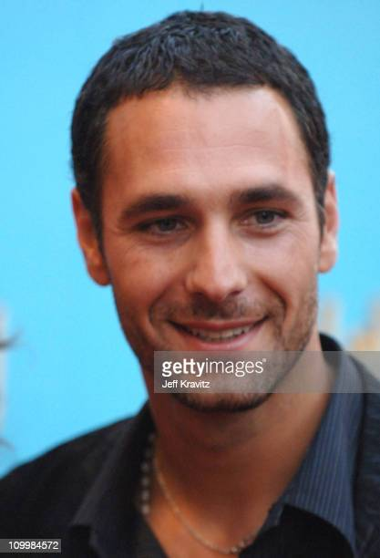 Raoul Bova during 2005 World Music Awards Arrivals at Kodak Theater in Hollywood California United States