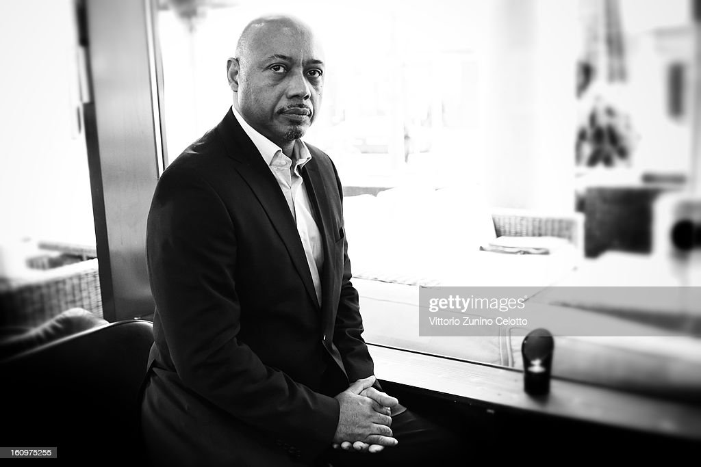 <a gi-track='captionPersonalityLinkClicked' href=/galleries/search?phrase=Raoul+Peck&family=editorial&specificpeople=243046 ng-click='$event.stopPropagation()'>Raoul Peck</a> attends fatal assistance portrait session - 63rd Berlinale International Film Festival on February 8, 2013 in Berlin, Germany.