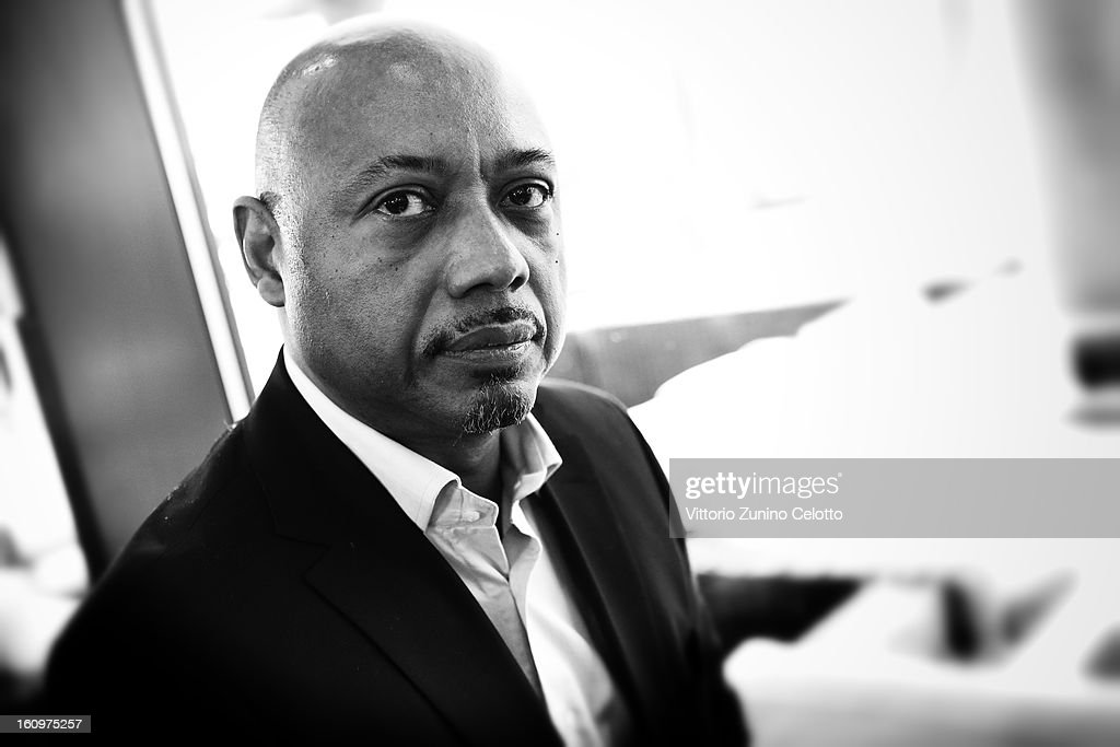 Raoul Peck attends fatal assistance portrait session - 63rd Berlinale International Film Festival on February 8, 2013 in Berlin, Germany.
