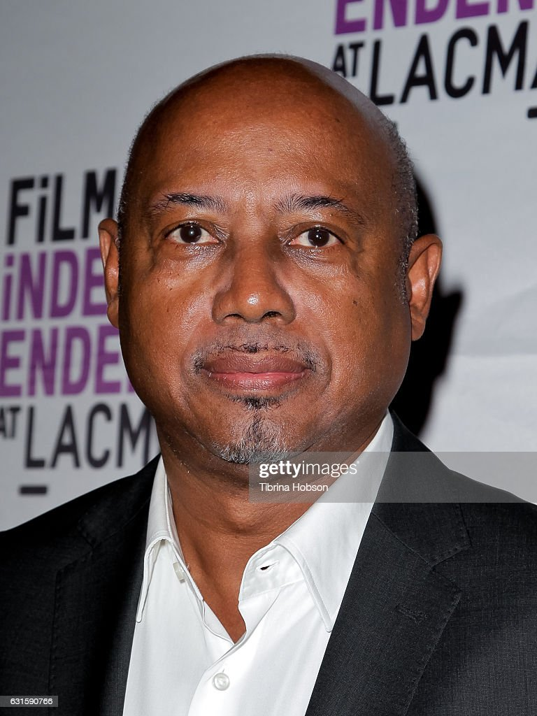 Raoul Peck attends the premiere of Magnolia Pictures 'I Am Not Your Negro' at LACMA on January 12, 2017 in Los Angeles, California.