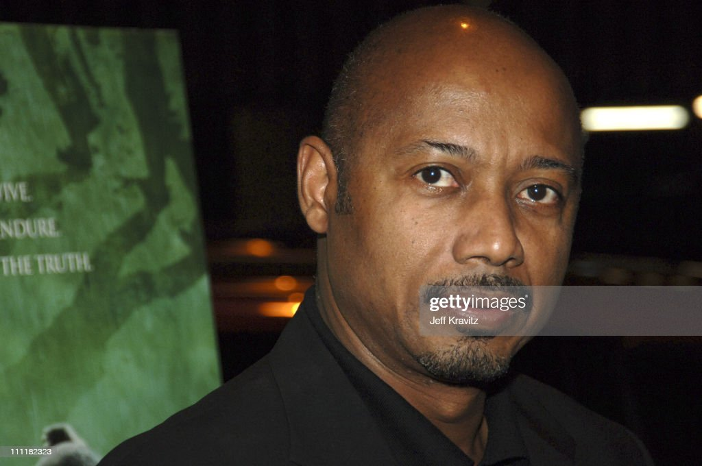 Raoul Peck, writer/director/executive producer of 'Sometimes in April'