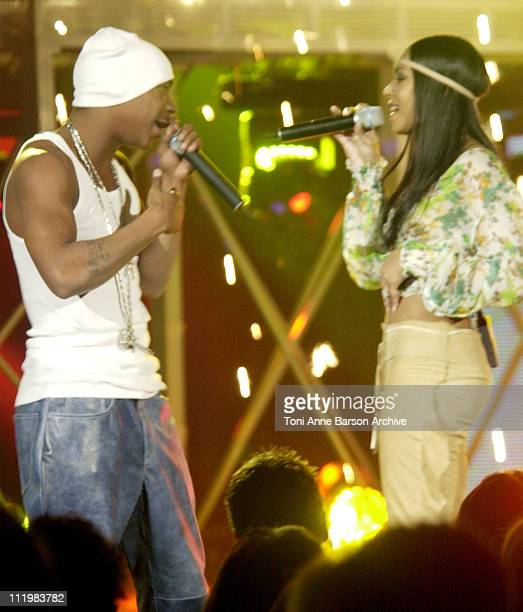 US rap artist Ja Rule performs during the World Music Awards ceremony in Monaco March 6 2002 The World Music Awards honor the bestselling recording...