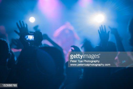 Rap Rock concert