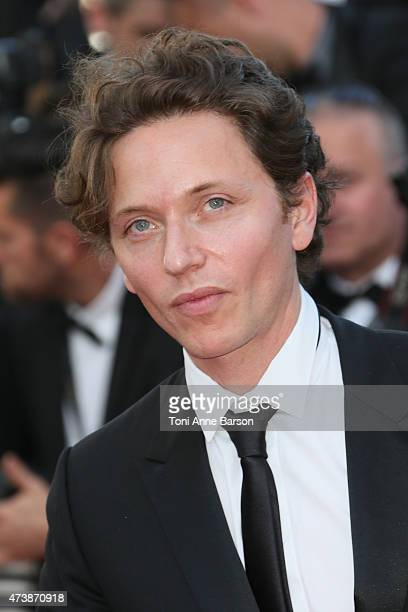 Raphael attends the 'Carol' premiere during the 68th annual Cannes Film Festival on May 17 2015 in Cannes France