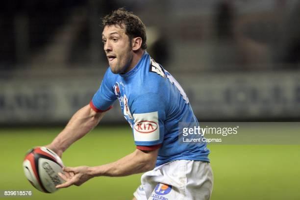 Raphael BASTIDE TOulon / Auch 22eme journee de Pro D2