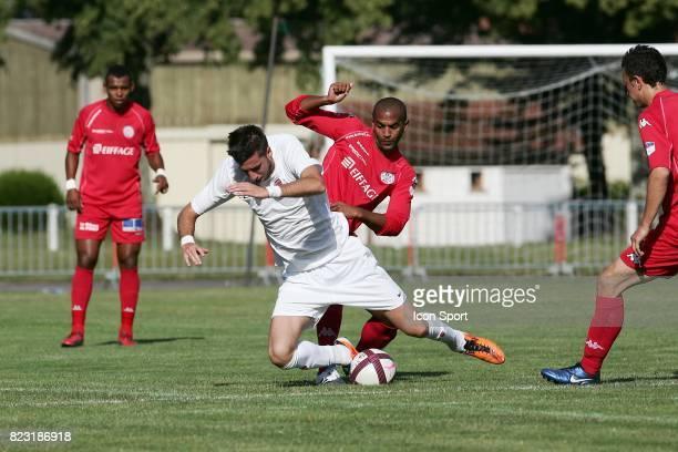 Raphael CACERES Besancon / Dijon Match de preparation Saison 2011/2012