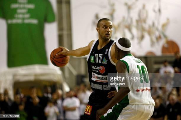 Raphael DESROSES Nanterre / Limoges 1/2 Finale de Pro B Nanterre