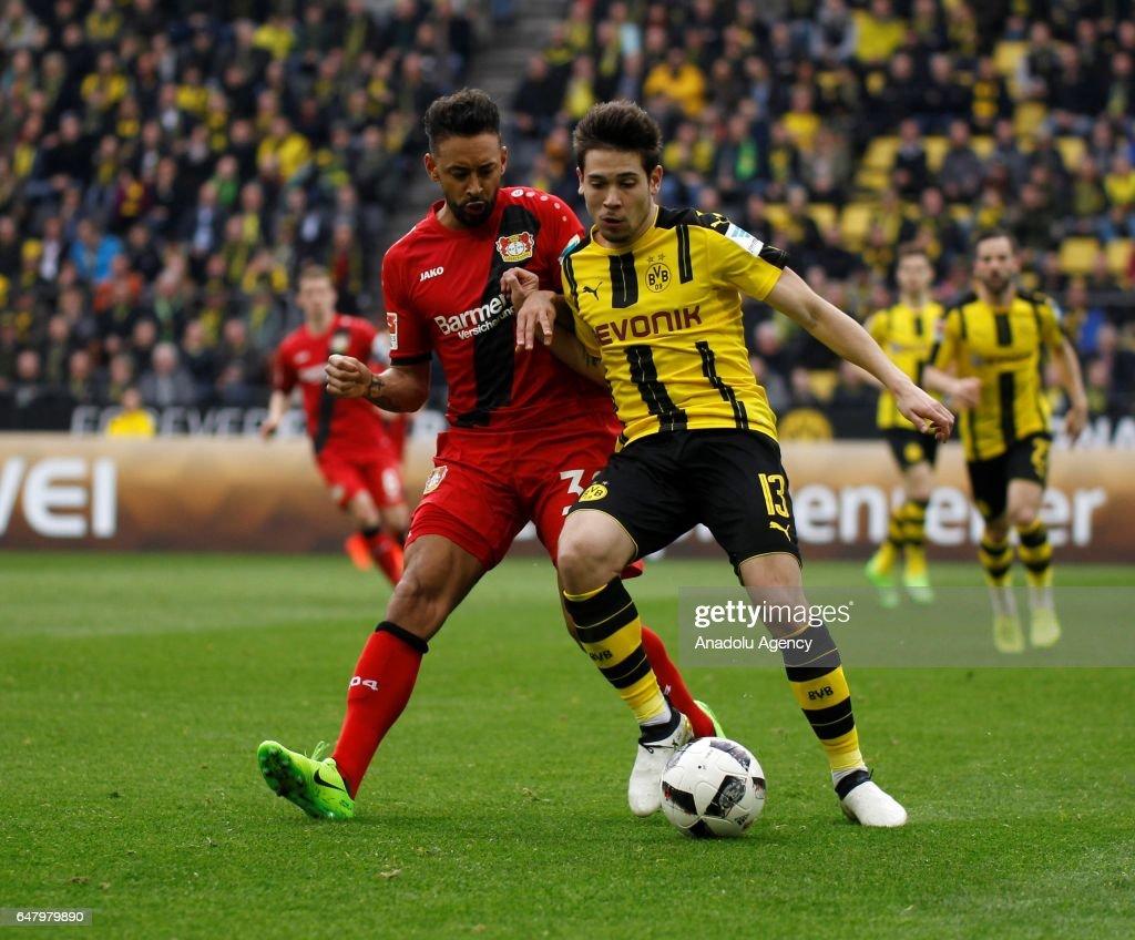 Borussia Dortmund v Bayer 04 Leverkusen Bundesliga