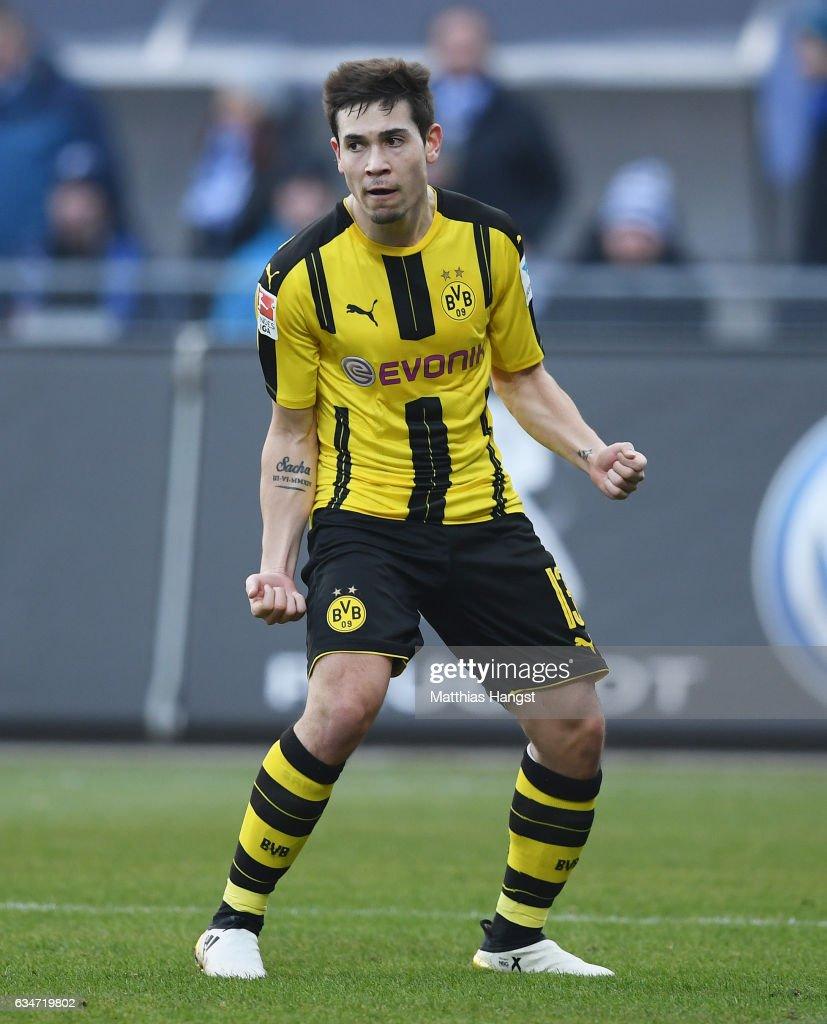 SV Darmstadt 98 v Borussia Dortmund Bundesliga s and