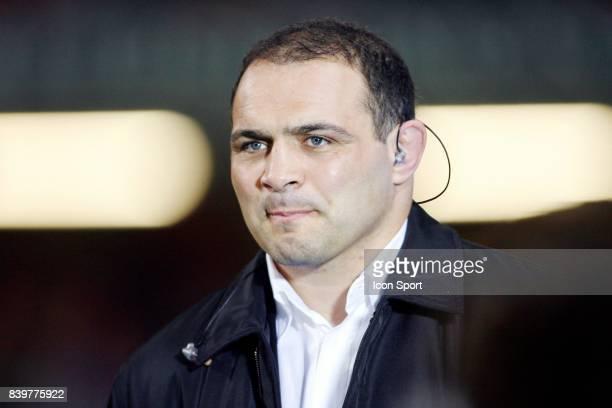 Raphael IBANEZ Pays de Galles / France Tournois des 6 nations
