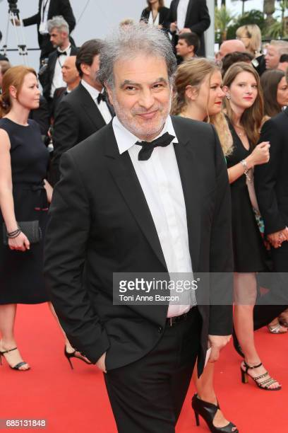 Raphael Mezrahi attends the 'Nelyobov ' screening during the 70th annual Cannes Film Festival at Palais des Festivals on May 18 2017 in Cannes France