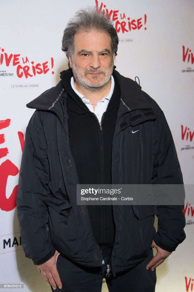 """Vive La Crise"" Paris Premiere At Cinema Max Linder"