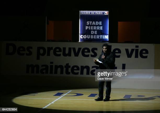Raphael MEZRAHI Tournoi de Futsal A l'intiative de Renaud Thierry Rey Dominique Rocheteau et Jacques Vendroux pour ne pas oublier Ingrid Betancourt...