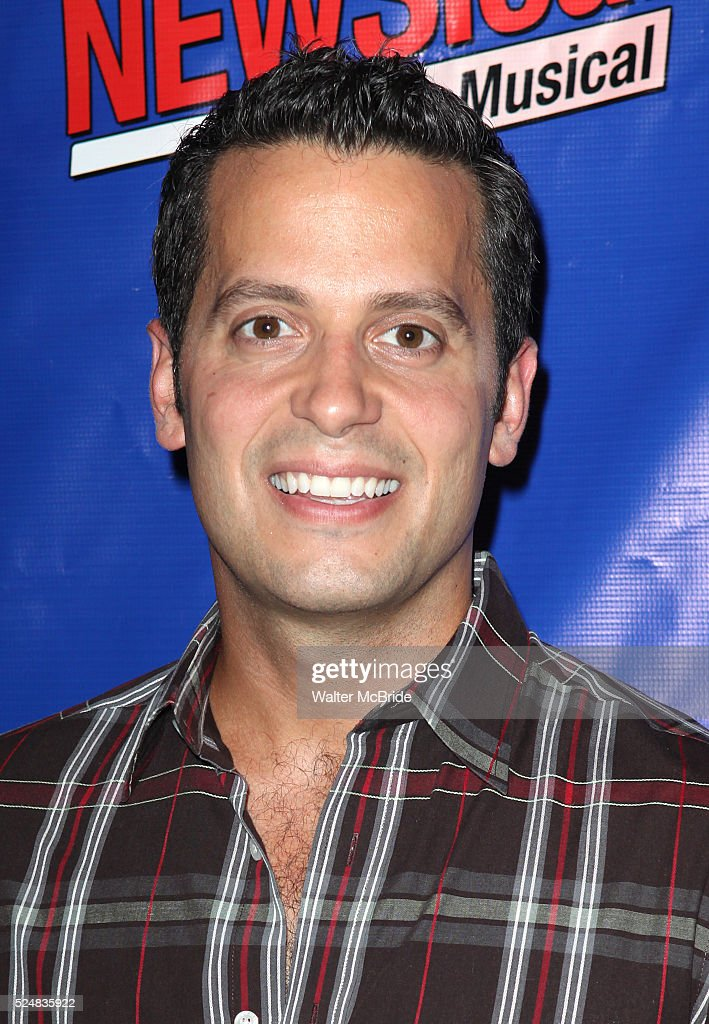 Raphael Miranda attending the Opening Night Performance of Perez Hilton in 'NEWSical The Musical' at the Kirk Theatre in New York City on September...