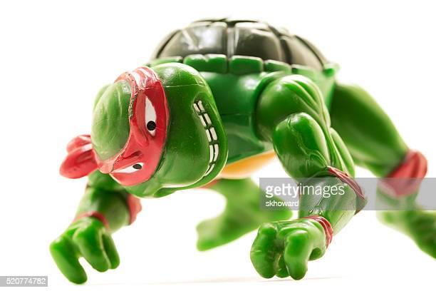 Raphael de l'adolescente hybridation Tortue Ninja
