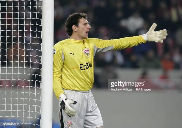 Raphael Schafer VfB Stuttgart