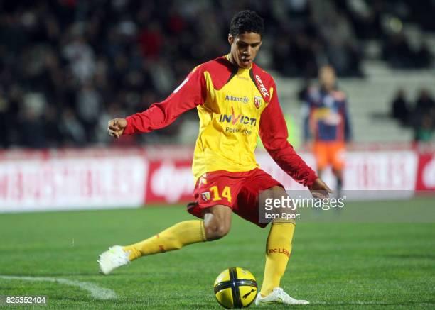 Raphael VARANE Montpellier / Lens 28eme journee de Ligue 1