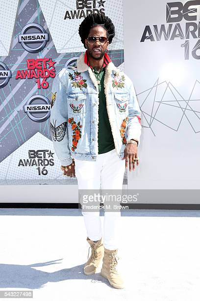 Rapper 2 Chainz attends the 2016 BET Awards at the Microsoft Theater on June 26 2016 in Los Angeles California