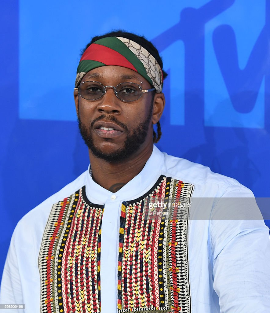 Rapper 2 Chainz attends the 2016 MTV Video Music Awards at Madison Square Garden on August 28, 2016 in New York City.
