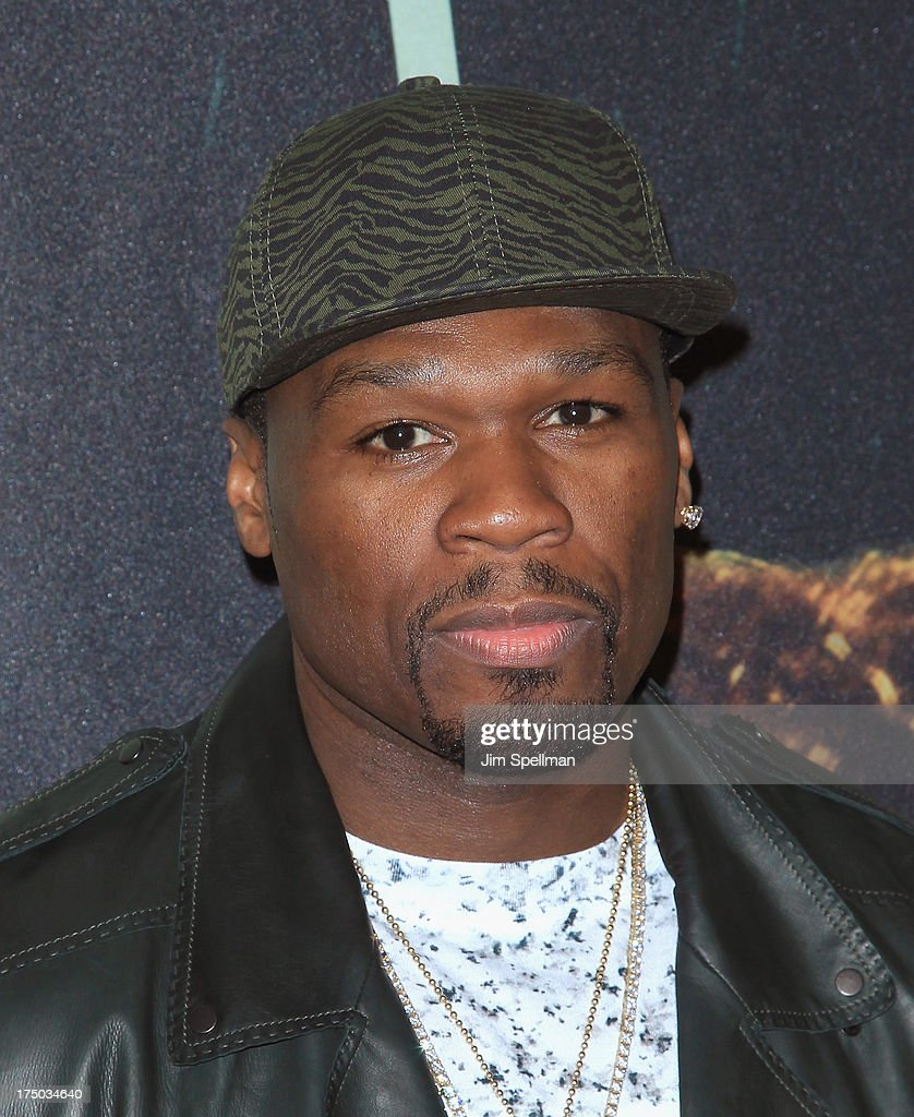 Rapper <a gi-track='captionPersonalityLinkClicked' href=/galleries/search?phrase=50+Cent+-+Rapper&family=editorial&specificpeople=215363 ng-click='$event.stopPropagation()'>50 Cent</a> attends the '2 Guns' New York Premiere at SVA Theater on July 29, 2013 in New York City.