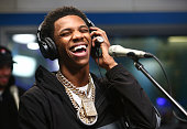 A Boogie Wit Da Hoodie Performs On SiriusXM's The Heat...