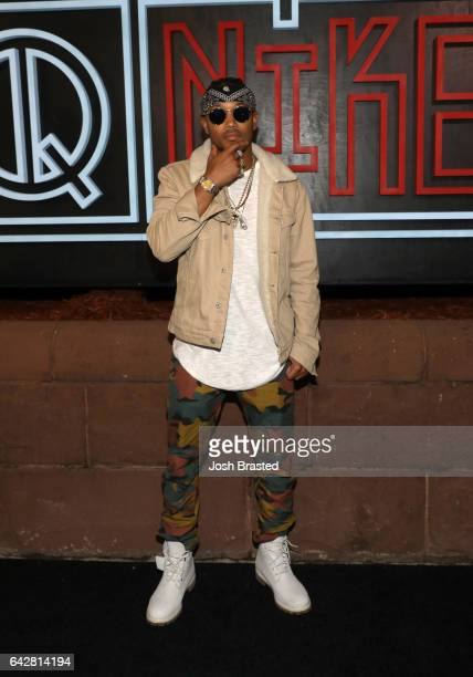 Rapper actor Romeo Miller attends GQ Celebration of NBA AllStar Weekend 2017 at Ogden Museum Of Southern Art on February 18 2017 in New Orleans...
