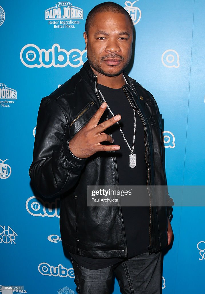 Rapper / Actor <a gi-track='captionPersonalityLinkClicked' href=/galleries/search?phrase=Xzibit&family=editorial&specificpeople=182436 ng-click='$event.stopPropagation()'>Xzibit</a> attends the Qubeey launch party on October 20, 2012 in Beverly Hills, California.