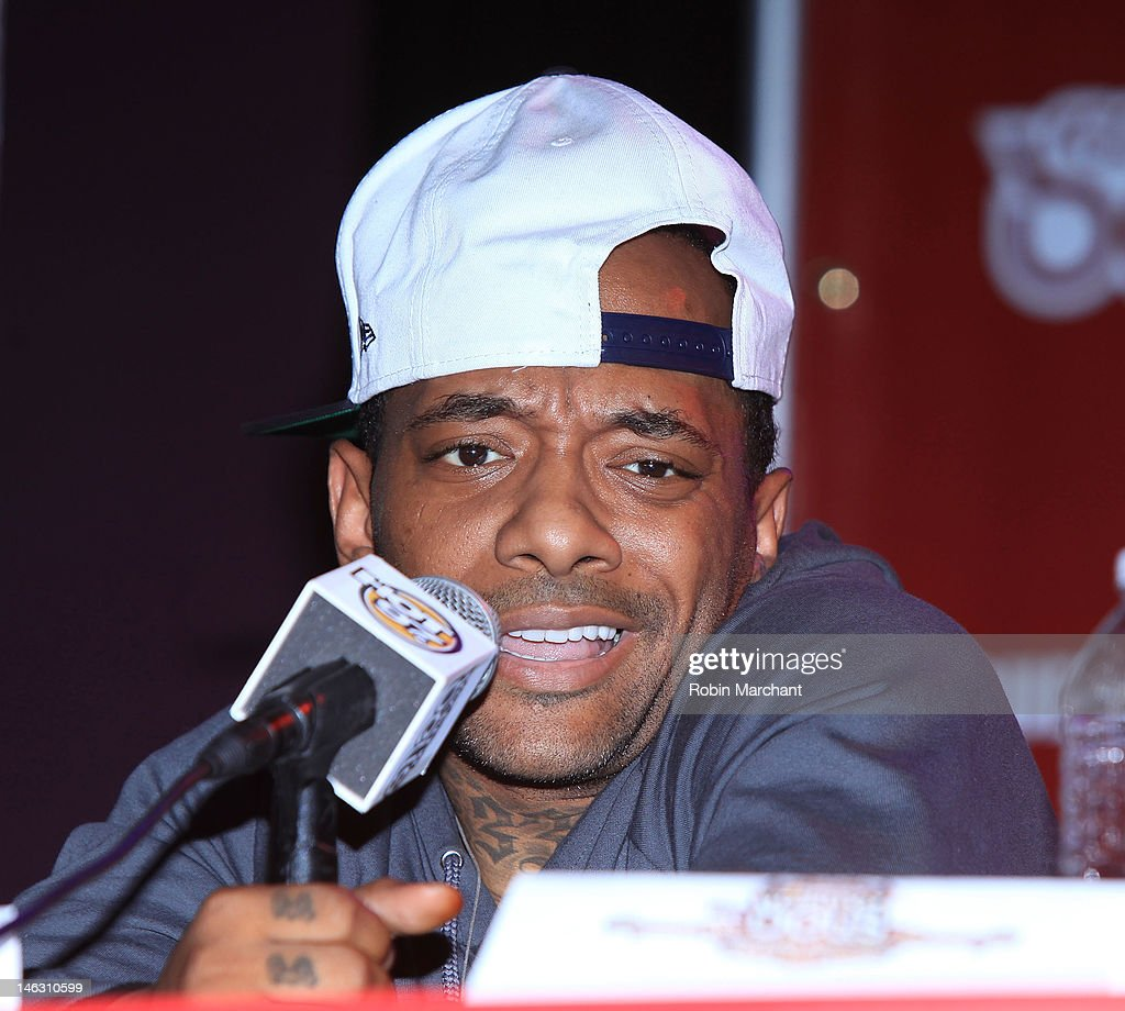 Rapper Albert 'Prodigy' Johnson attends the 2012 Rock the Bells Festival press conference and fan appreciation party at Santos Party House on June 13, 2012 in New York City.