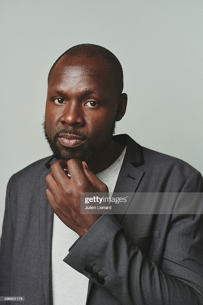 Rapper and actor Pitcho is photographed for Self Assignment on October 5 2015 in Namur Belgium