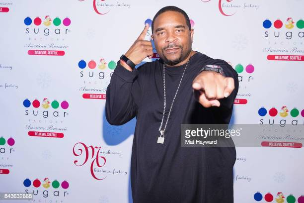 Rapper and on air radio personality Sir MixALot attends The Grand Opening Of Sugar Factory American Brasserieon September 6 2017 in Bellevue...