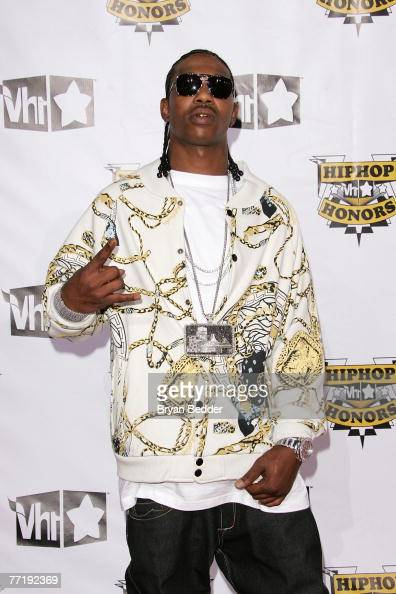 Rapper BG attends the 4th Annual VH1 Hip Hop Honors ceremony at the Hammerstein Ballroom on October 4 2007 in New York City