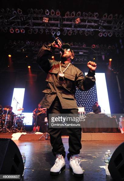 Rapper Big Boi of OutKast performs at the Adult Swim Upfront Party 2014 at Terminal 5 on May 14 2014 in New York City 24748_002_0495JPG