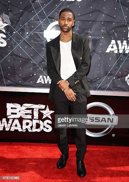 Rapper Big Sean attends the 2015 BET Awards at the Microsoft Theater on June 28 2015 in Los Angeles California