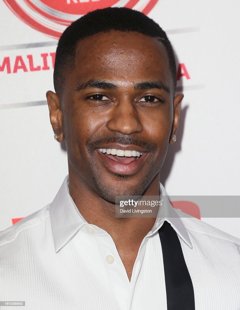 Rapper Big Sean attends VIBE's 20th Anniversary Celebration and Inaugural Impact Awards at the Sunset Tower Hotel on February 8, 2013 in West Hollywood, California.