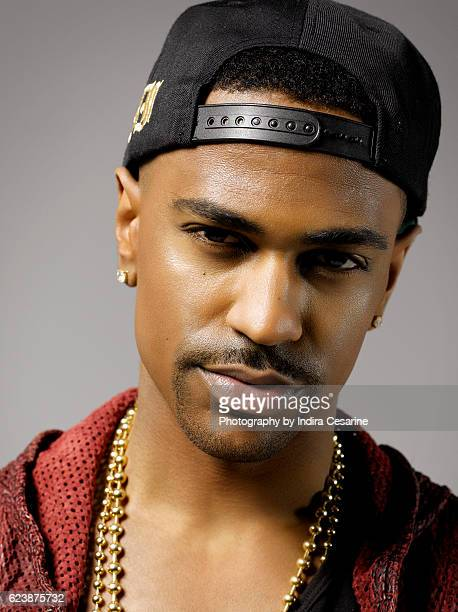 Rapper Big Sean is photographed for The Untitled Magazine on January 17 2013 in New York City CREDIT MUST READ Indira Cesarine/The Untitled...