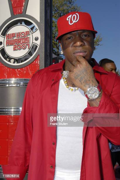 Rapper BirdMan attends the 106 Park preshow before the BET Hip Hop Awards 2007 at the Atlanta Civic Center on October 13 2007 in Atlanta GA