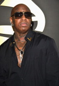Rapper Birdman attends the 56th GRAMMY Awards at Staples Center on January 26 2014 in Los Angeles California