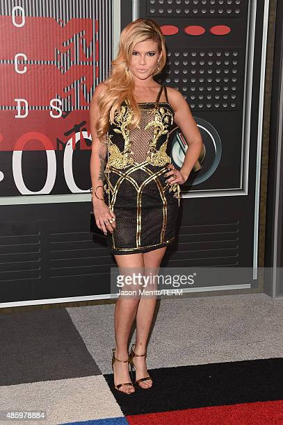 Rapper Chanel West Coast attends the 2015 MTV Video Music Awards at Microsoft Theater on August 30 2015 in Los Angeles California