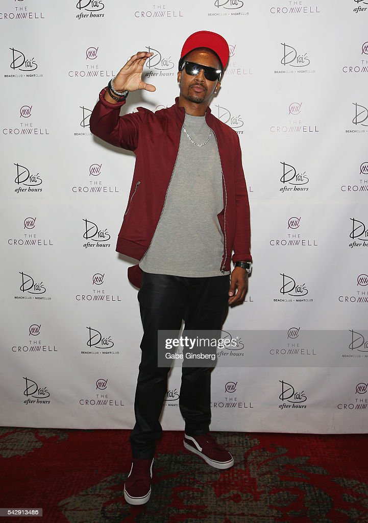 Rapper <a gi-track='captionPersonalityLinkClicked' href=/galleries/search?phrase=Chingy&family=editorial&specificpeople=204609 ng-click='$event.stopPropagation()'>Chingy</a> arrives at Drai's Beach Club - Nightclub at The Cromwell Las Vegas on June 25, 2016 in Las Vegas, Nevada.