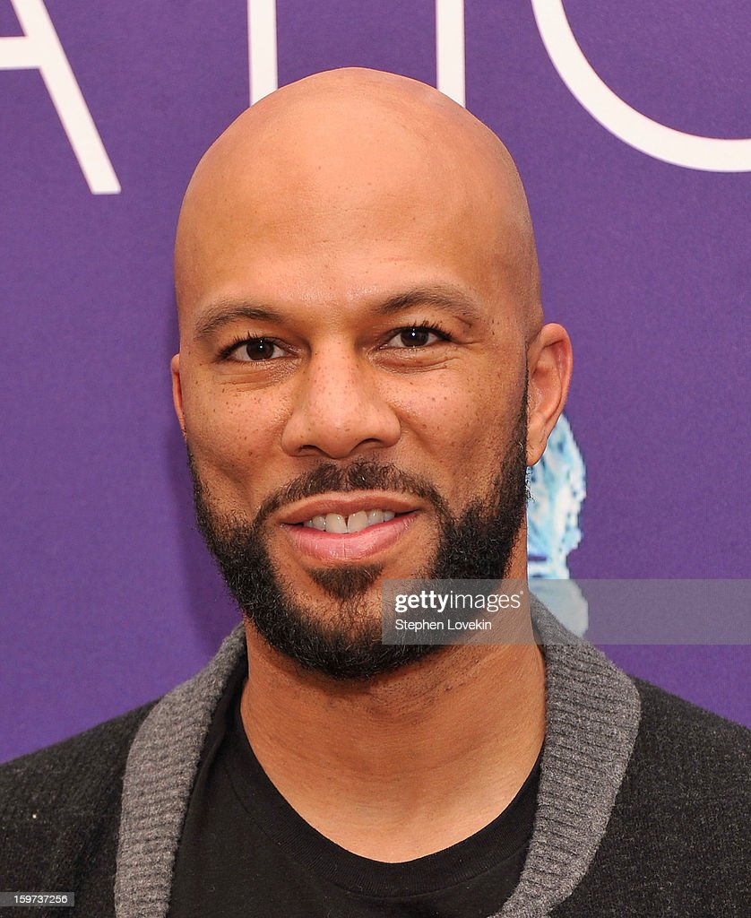 Rapper Common attends the Generation Now Inaugural Youth Ball hosted by OurTime.org on January 19, 2013 in Washington, United States.