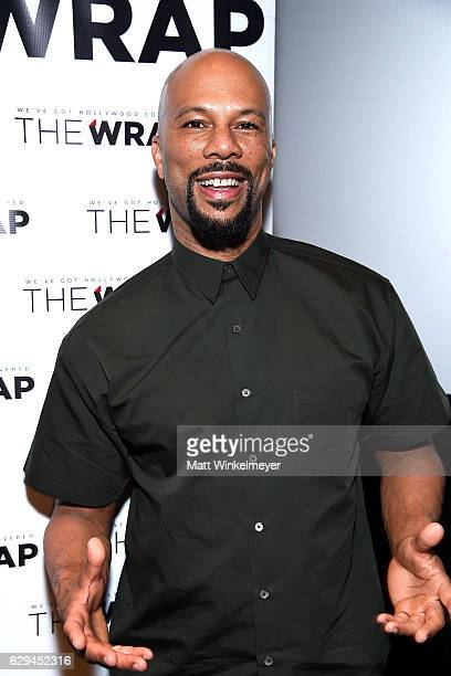 Rapper Common attends the TheWrap's 'An Evening of Best Song Contenders' on December 12 2016 in Los Angeles California