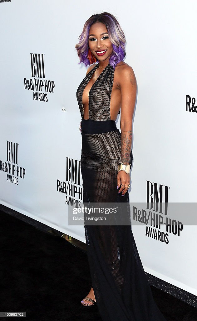 Rapper Diamond attends the 2014 BMI R&B/Hip-Hop Awards at the Pantages Theatre on August 22, 2014 in Hollywood, California.