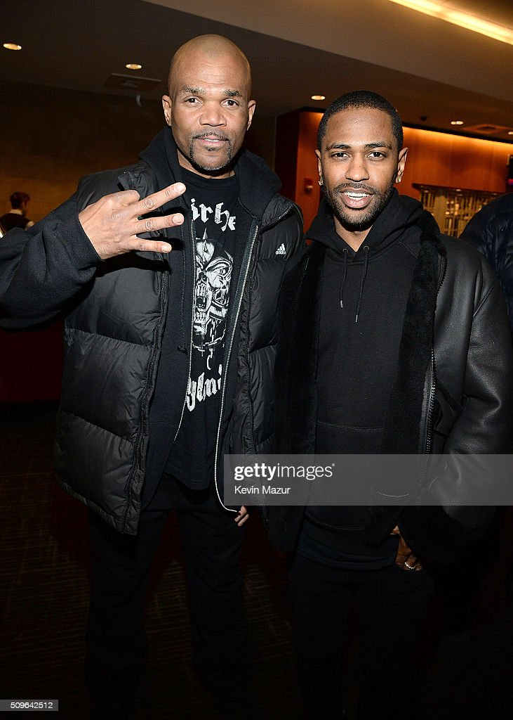 Rapper D.M.C. attends Kanye West Yeezy Season 3 at Madison Square Garden on February 11, 2016 in New York City.
