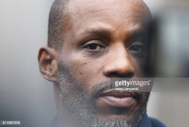 Rapper DMX is arraigned in court after tax evasion charges on July 14 2017 in New York City