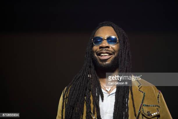 Rapper Dram performs at ComplexCon 2017 on November 5 2017 in Long Beach California