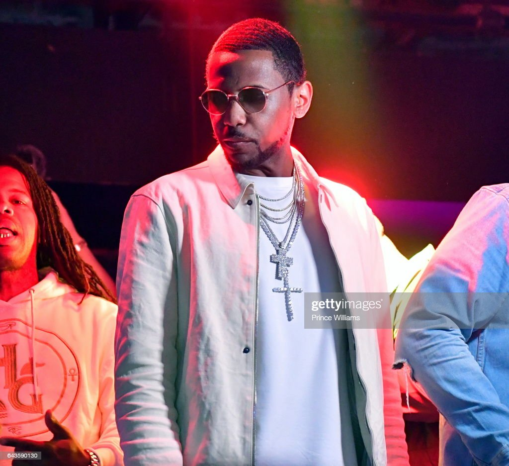 Rapper Fabolous attends The Rich and Famous All Star Weekend Grand Finale at The Metropolitan on February 20, 2017 in New Orleans, Louisiana.