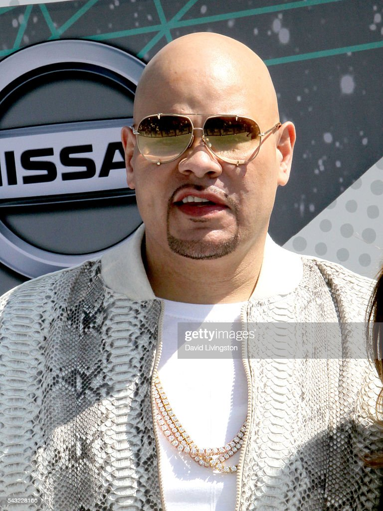Rapper <a gi-track='captionPersonalityLinkClicked' href=/galleries/search?phrase=Fat+Joe&family=editorial&specificpeople=201584 ng-click='$event.stopPropagation()'>Fat Joe</a> attends the 2016 BET Awards at Microsoft Theater on June 26, 2016 in Los Angeles, California.