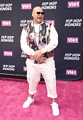 Rapper Fat Joe attends the VH1 Hip Hop Honors All Hail The Queens at David Geffen Hall on July 11 2016 in New York City