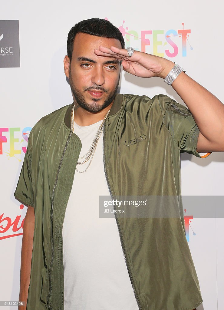 Rapper <a gi-track='captionPersonalityLinkClicked' href=/galleries/search?phrase=French+Montana&family=editorial&specificpeople=7131467 ng-click='$event.stopPropagation()'>French Montana</a> attends EpicFest 2016 hosted by L.A. Reid and Epic Records at Sony Studios on June 25, 2016 in Los Angeles, California.