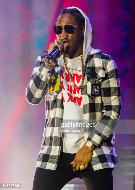 Rapper Future performs during Day 2 of Music Midtown at Piedmont Park on September 17 2017 in Atlanta Georgia